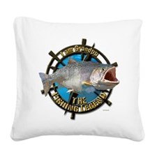 Grandpa legend Square Canvas Pillow