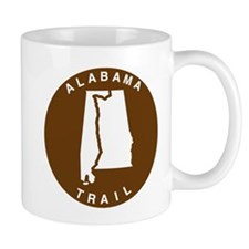 Alabama Trail Logo Mug