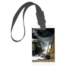 Fly Fishing Rod Luggage Tag