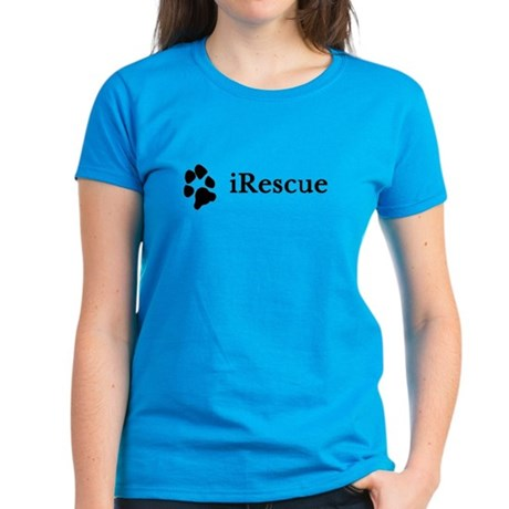 iRescue Women's Dark T-Shirt