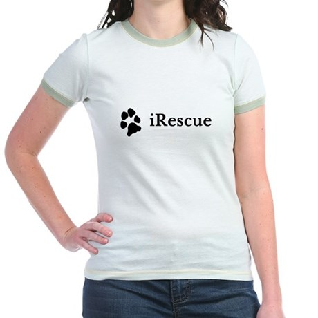 iRescue Jr. Ringer T-Shirt