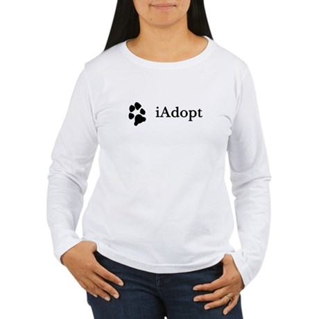 iAdopt Women's Long Sleeve T-Shirt