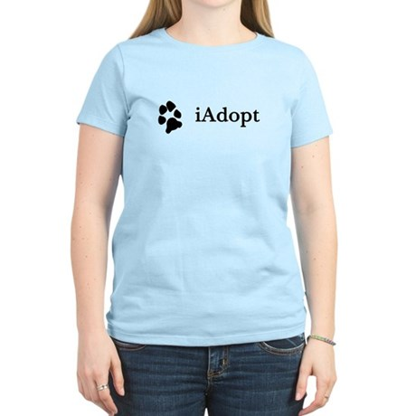 iAdopt Women's Light T-Shirt