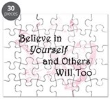 Believe in Yourself Puzzle