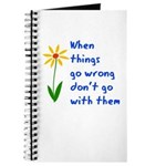 When Things Go Wrong V3 Journal
