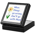 When Things Go Wrong V3 Keepsake Box