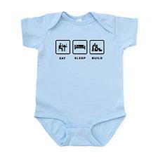 Blocks Building Infant Bodysuit