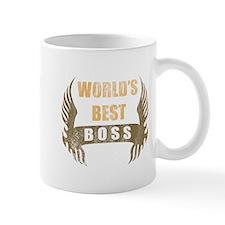 World's Best Boss (Wings) Mug