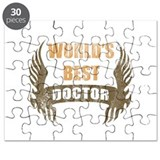 New World's Best Doctor (Wings) Puzzle