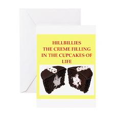 HILLBILLIES Greeting Card