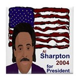 Sharpton Tile Coaster