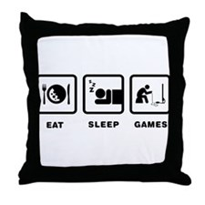 Gaming Throw Pillow