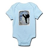 Round Kick Infant Bodysuit