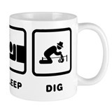 Archaeology Coffee Mug