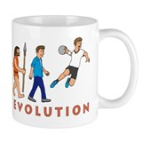 This is evolution Mug