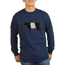 cow3 Long Sleeve T-Shirt