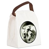 Pharaoh's Horses Canvas Lunch Bag