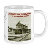 Newton station Coffee Mug