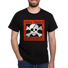 Baby Aboard Arrr T-Shirt