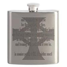 Brothers Creed Flask