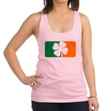 MajorLeagueIrishDesign2.png Racerback Tank Top