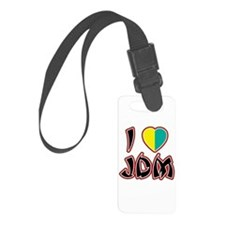I Heart JDM (Wakaba) Luggage Tag