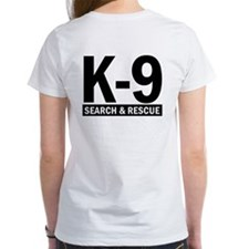Search and Rescue K9 Team SAR Tee