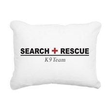 Search and Rescue K9 Team SAR Rectangular Canvas P