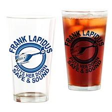 Frank Lapidus Drinking Glass
