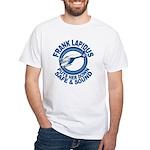 Frank Lapidus White T-Shirt