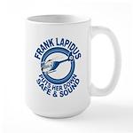 Frank Lapidus Large Mug