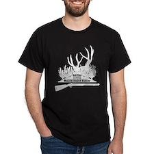 Muzzle Loader hunter T-Shirt