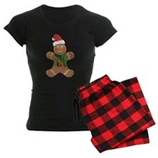 Cute Gingerbread man Pajamas