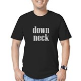 Down Neck T-Shirt