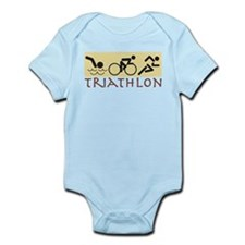 Triathlon Infant Bodysuit