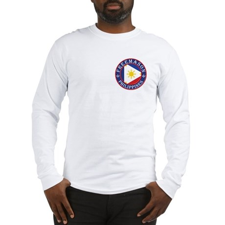 Filipino Masons Long Sleeve T-Shirt