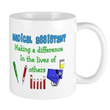 Cute Medical assistant Mug