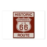Monrovia Route 66 Postcards (Package of 8)