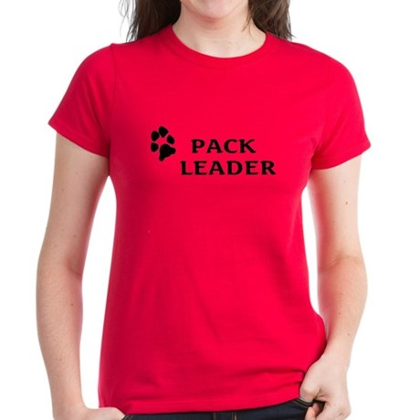 Pack Leader Women's Dark T-Shirt