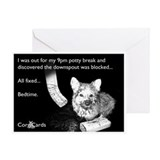 Fix it Corgi Greeting Card