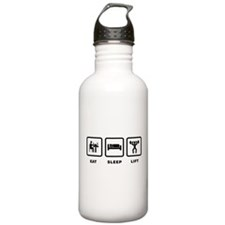 Weightlifting Water Bottle