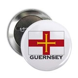 Guernsey Flag Stuff Button