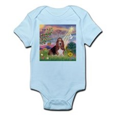 TILE-CldStar-Basset1 Body Suit