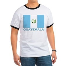Flag of Guatemala T