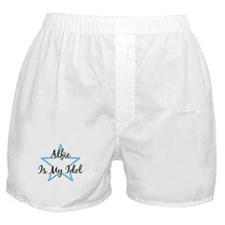 ALFIE IS MY IDOL Boxer Shorts