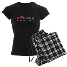 My Heart Belongs To Daniel Pajamas
