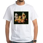 Bunch of Ducks White T-Shirt