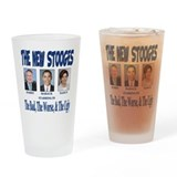 Cute Anti obama Drinking Glass