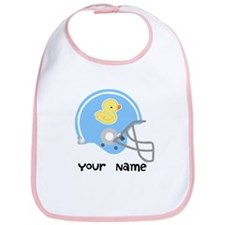 Personalized Kids Football Bib