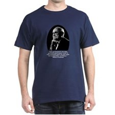 Milton Friedman Paper Quote T-Shirt